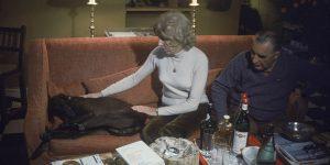 Georges Pompidou chien labrador jupiter