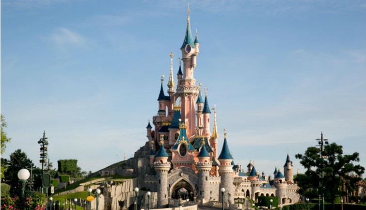 disneyland paris chien
